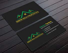 Nro 207 kilpailuun Business card käyttäjältä ahsanhabib5477