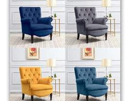 Nro 46 kilpailuun Change yellow chair to Blue, Royal Blue and Grey käyttäjältä irfananis07