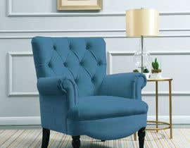 Nro 12 kilpailuun Change yellow chair to Blue, Royal Blue and Grey käyttäjältä nabeel1vw