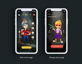 Nro 5 kilpailuun Design of 2D Mobile Game Theme and UI/UX käyttäjältä mohammadmusaddek