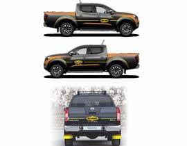 #4 untuk Mock up a vehicle design oleh FreeLogoDownload