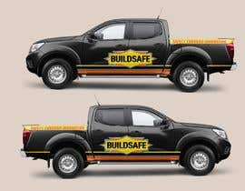 #30 untuk Mock up a vehicle design oleh aariankashif
