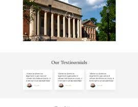 #31 для Build a dreamweaver website parallax template home page and a sub page от owaisahmed5300