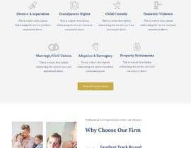 #26 для Build a dreamweaver website parallax template home page and a sub page от rafsanAbir