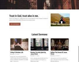 cdesigneu tarafından Redesign parish website için no 7