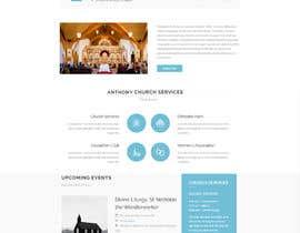 thesad tarafından Redesign parish website için no 35