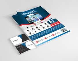 designmenia tarafından Design a Flyer & business card için no 206