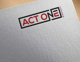 Nro 1338 kilpailuun ACT One Canada Logo käyttäjältä DesignerRI