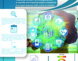 #24 for TargetHIX Pain Assessment & General Marketing Flyer af shahbaz033217945