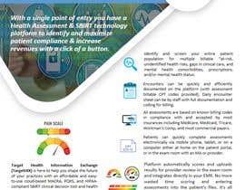 #76 for TargetHIX Pain Assessment & General Marketing Flyer af amitithape123