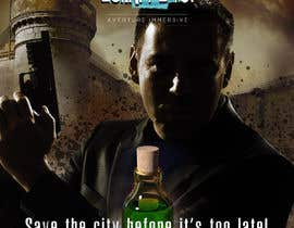 Nro 32 kilpailuun Create our new Escape Game Poster! käyttäjältä giobanfi68