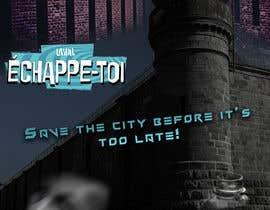Nro 18 kilpailuun Create our new Escape Game Poster! käyttäjältä VictorPicciuca