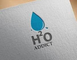 #35 untuk Logo: H20 Addict oleh Ayeshanaseer9668