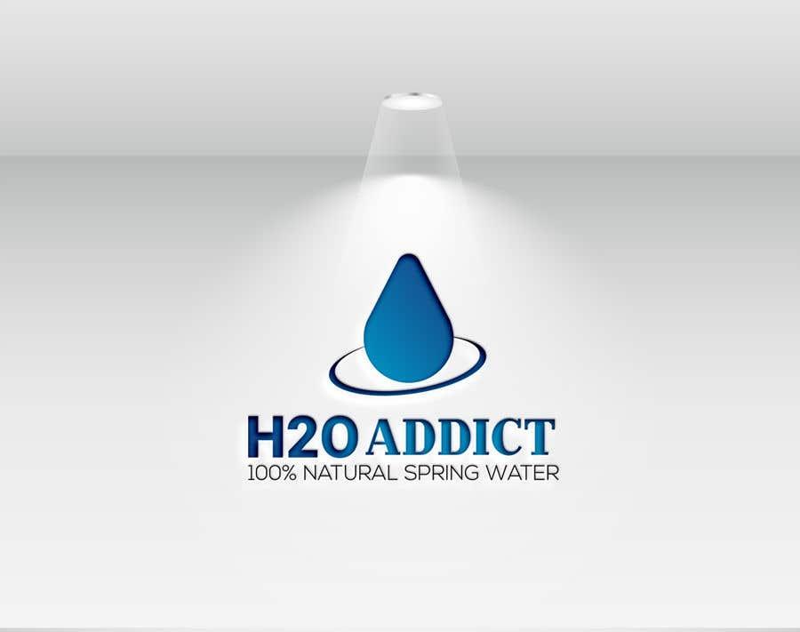 Penyertaan Peraduan #44 untuk Logo: H20 Addict