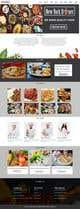 Kilpailutyön #40 pienoiskuva kilpailussa Restaurant website