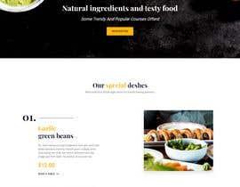 Mahamud2 tarafından Restaurant website için no 118