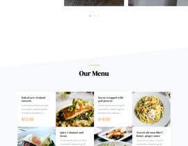 Mahamud2 tarafından Restaurant website için no 120
