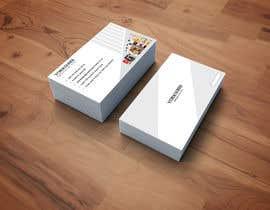 #45 untuk Business Card for Catering Supplies Company oleh MohammadSagor10