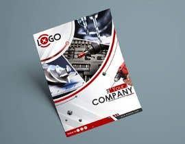 #35 for Design a brochure cover for our metal tool product company af satishandsurabhi