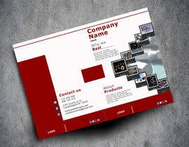 #29 for Design a brochure cover for our metal tool product company af RKD5