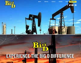 "#8 pentru Create a custom, horizontal graphic that reads, ""Experience The Big D Difference"" utilizing the existing logo de către Varulv"