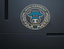 #30 untuk Simple iron bull logo oleh nagimuddin01981