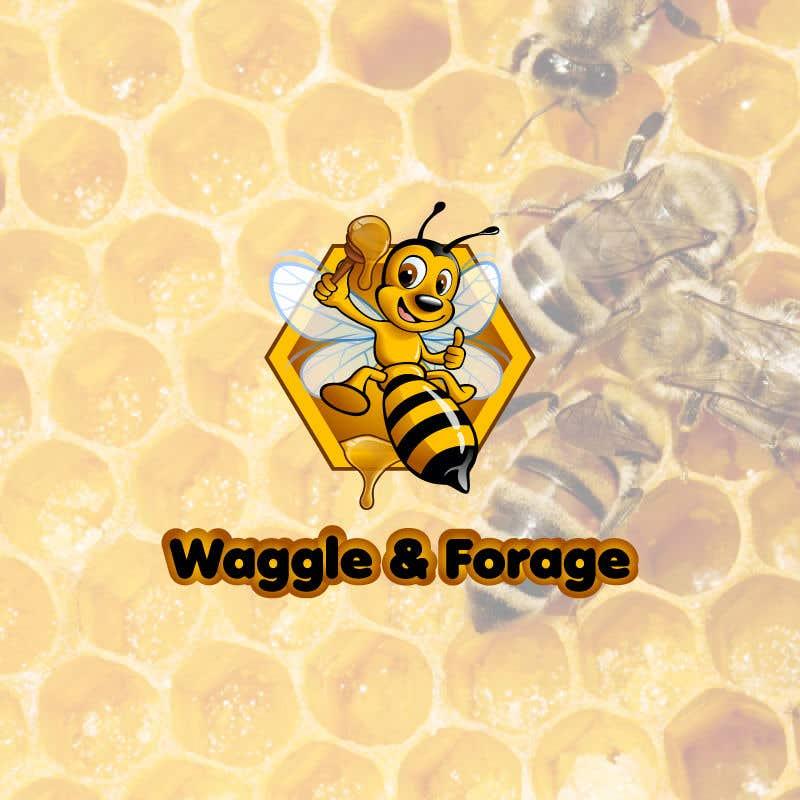 """Contest Entry #                                        856                                      for                                         Logo design for new small business - """"Waggle & Forage"""""""