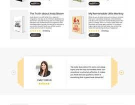 #30 untuk Need Website Mockup Design oleh luckysufiyan143