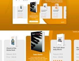 #23 untuk Need Website Mockup Design oleh zonicdesign