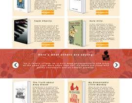 #32 untuk Need Website Mockup Design oleh AbdulAhadm