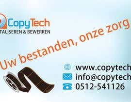 #22 cho Business Card Design for Copytech.nl bởi prijatel