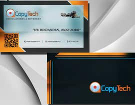 #47 cho Business Card Design for Copytech.nl bởi argpan