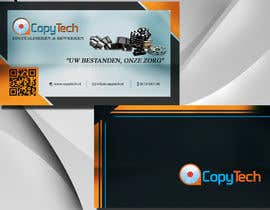 #48 cho Business Card Design for Copytech.nl bởi argpan