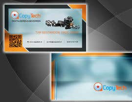 #53 cho Business Card Design for Copytech.nl bởi argpan