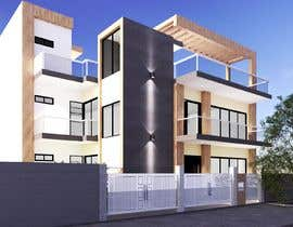 #4 для House facade design от MelinaJose