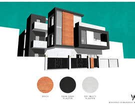 #6 для House facade design от melmubarakwail