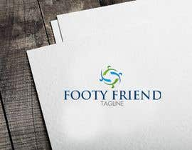 "Nro 45 kilpailuun I need a playful logo designed for a group called ""Footy Friends"". The group is young people and should be fun. A ""thumbs up"" or an Aussie rules football in the logo would be great. käyttäjältä designutility"