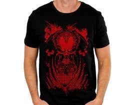 Nro 121 kilpailuun T-Shirt Design - Illustrate an evil skull (UP-004) käyttäjältä nserdesign