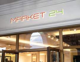 alaminsumon00 tarafından Market24 logo için no 1174