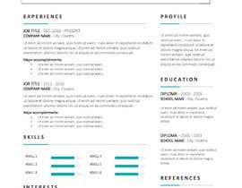 #20 for Update my CV by rafsanAbir