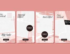 #11 for Design fashion products template af sanshii