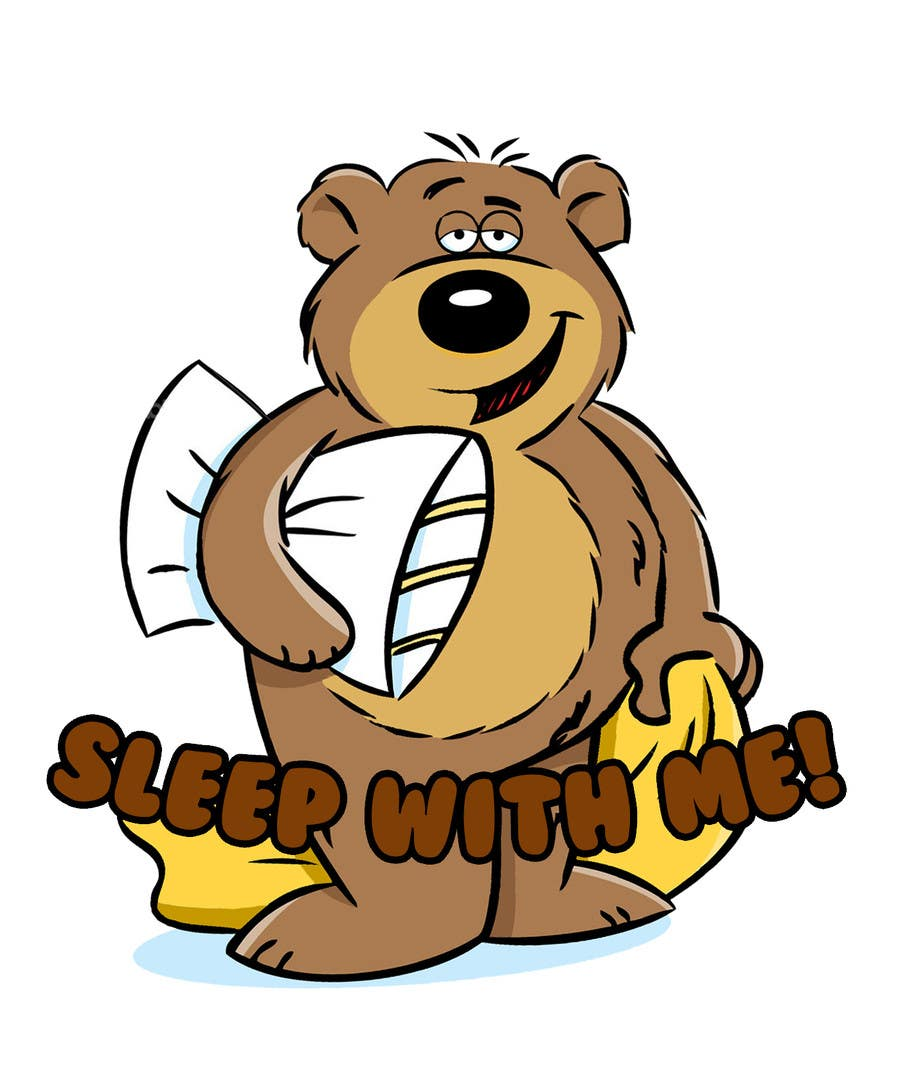 Proposition n°                                        89                                      du concours                                         T-shirt Design for Tired Teddies Guerrilla Marketing Campaign
