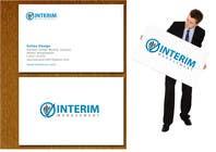 Logo Design for an interim management / contract / recruitment website için Graphic Design12 No.lu Yarışma Girdisi