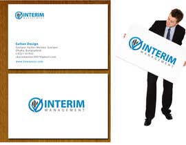 #12 for Logo Design for an interim management / contract / recruitment website af sultandesign