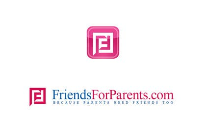 #40 for ~ Logo Design for Social Networking website (main logo & secondary icon/symbol) by krustyo