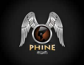 nº 74 pour Logo Design for Phine Records par dimitarstoykov
