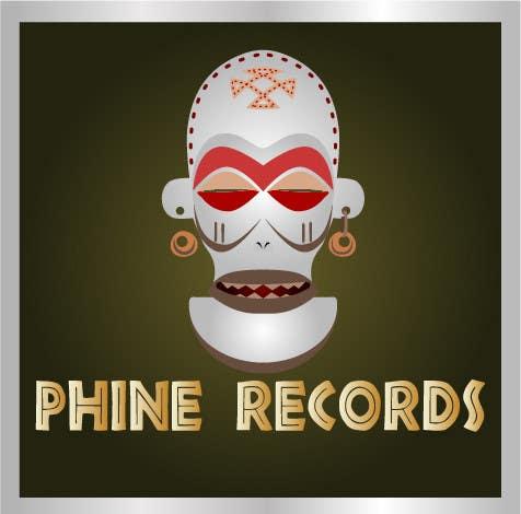 Penyertaan Peraduan #                                        65                                      untuk                                         Logo Design for Phine Records
