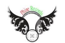 Graphic Design Entri Peraduan #73 for Logo Design for Phine Records
