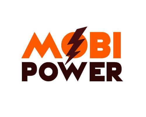 Penyertaan Peraduan #                                        23                                      untuk                                         Design a Logo for mobile power bank