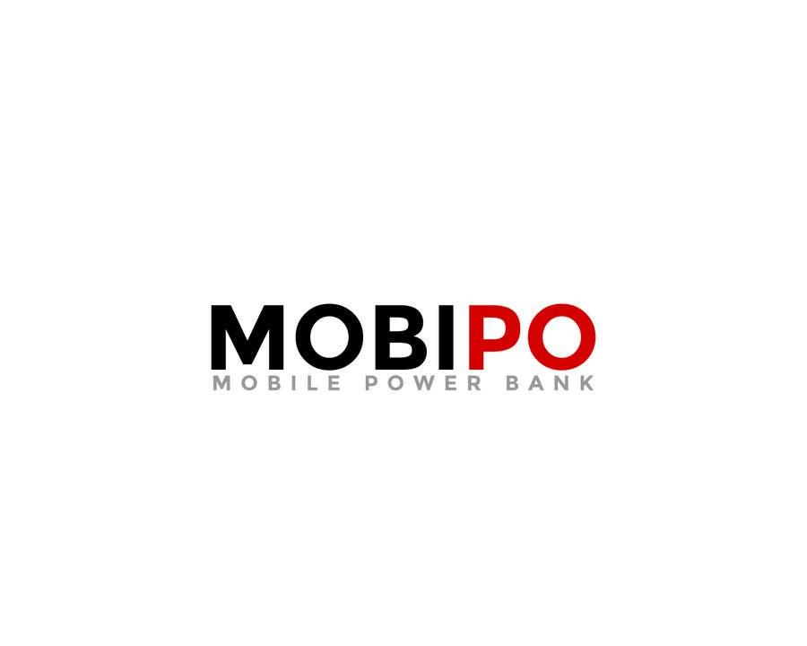 Penyertaan Peraduan #                                        20                                      untuk                                         Design a Logo for mobile power bank
